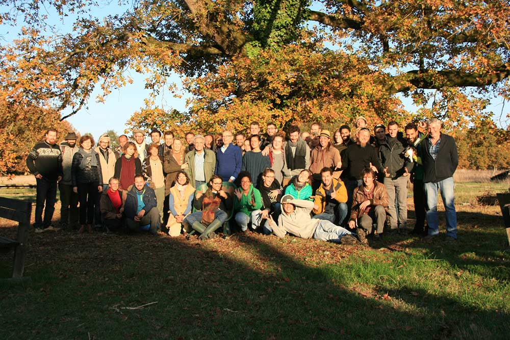 Photo de groupe Ste Marthe - Automne 2018